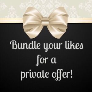 Bundle Your Likes For An Awesome Discount